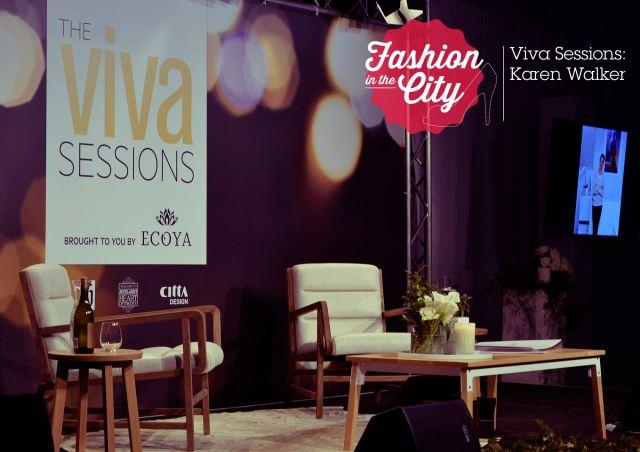 Fashion in the CIty: VIva sessions + karen walker