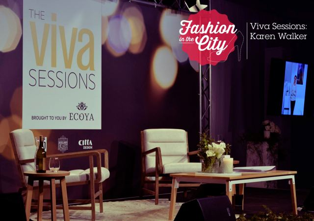 Fashion in the CIty: VIva sessions + karen walker